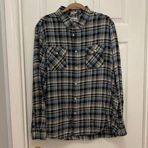 Chaps - Long-Sleeve Fitted Shirt